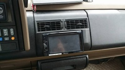 Double Din insert 88-94 | GMT400 - The Ultimate 88-98 GM ...