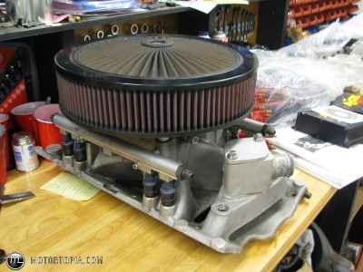 Carb to EFI swap on the Camaro. Engine build. | GMT400 - The Ultimate 88-98 GM Truck Forum